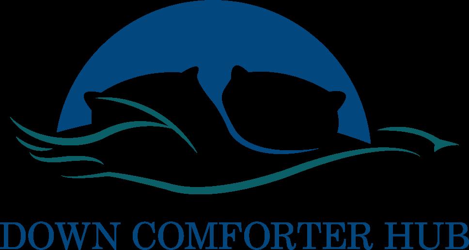 Down Comforter Hub