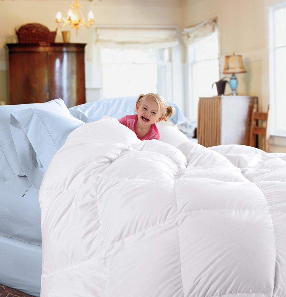 Cuddledown 233TC Down Comforter