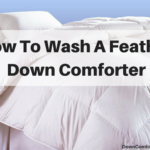 How To Wash a Feather Down Comforter