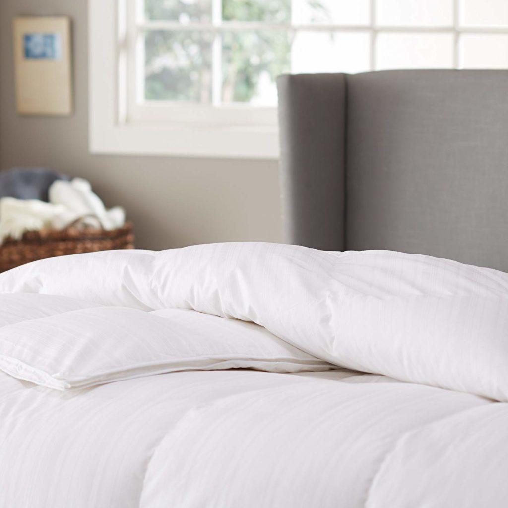 Hypoallergenic Goose Down Comforter